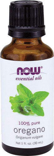 Now Foods Essential Oils, Oregano Oil, 1 fl oz