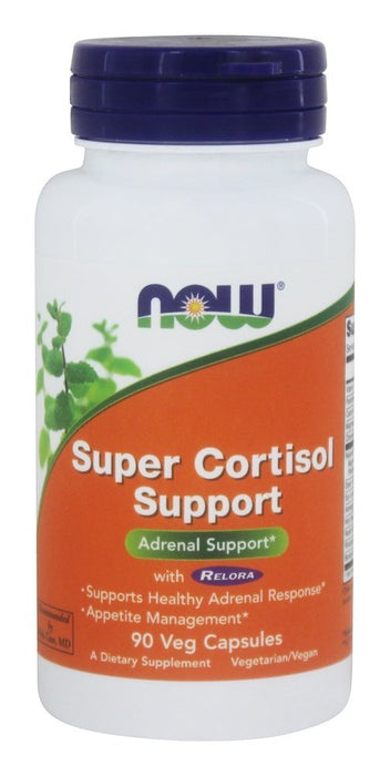 Now Foods Super Cortisol Support, 90 Veg Capsules