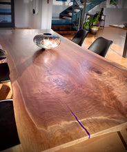 Load image into Gallery viewer, Custom Live Edge Dining Tables