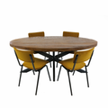 Kick Collection Eetkamertafel Oval