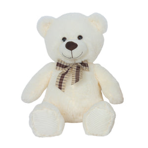 "14.5"" Chubbs Teddy Bear Plush Cream"