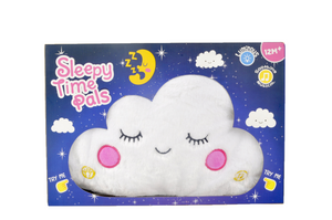 "13.5"" Sleepy Time Pals Cloud Pillow w/Lights & Music - Comes in Gift Box"