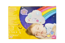 "Load image into Gallery viewer, 13.5"" Sleepy Time Pals Cloud Pillow w/Lights & Music - Comes in Gift Box"