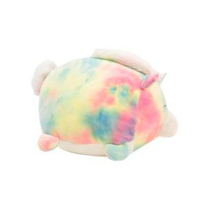 "15"" Smoochy Pals Tie Dye Unicorn"