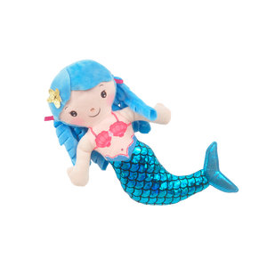 "12"" Serena Mermaid Blue"