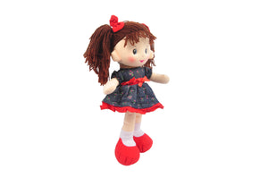 "16"" Rose Red Libby Doll"