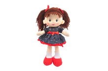 "Load image into Gallery viewer, 16"" Rose Red Libby Doll"