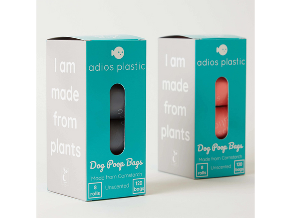Adios Compostable Poo Bags