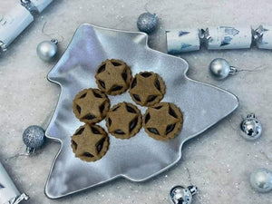 Christmas Doggie Mince Pies