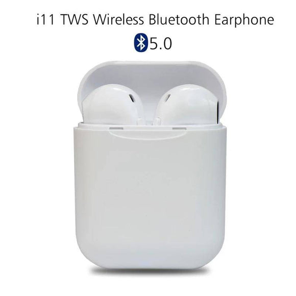 Wireless Earbuds Bluetooth 5.0 Headset Auto Pair Earphone for Iphone Android