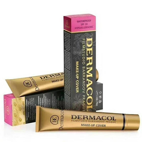 Dermacol Makeup Cover Liquid Concealer Foundation EXTREME Coverage