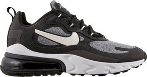 Women's-Teens-Tweens  Nike Air Max 270 React Black Casual Shoes