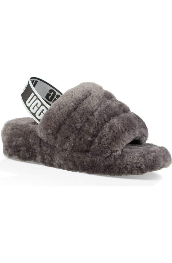 Fluff Yeah Genuine Shearling Slipper  UGG Several Colors