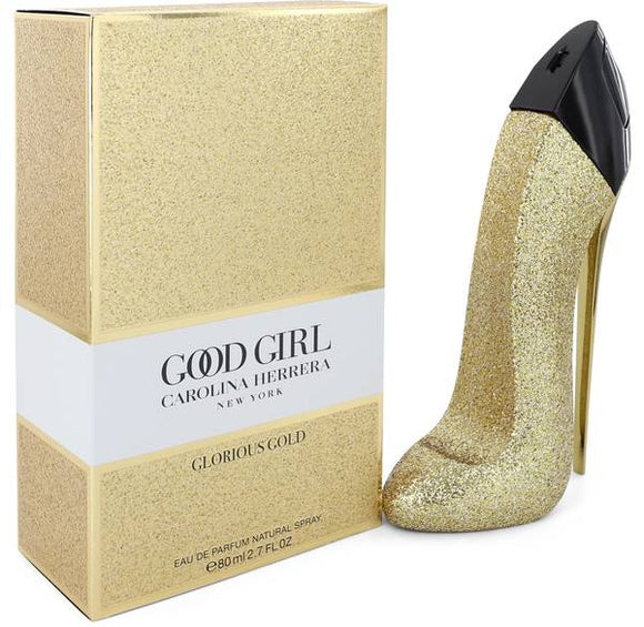 Carolina Herrera Good Girl Glorious Gold Parfum Perfume Spray 2.7 oz