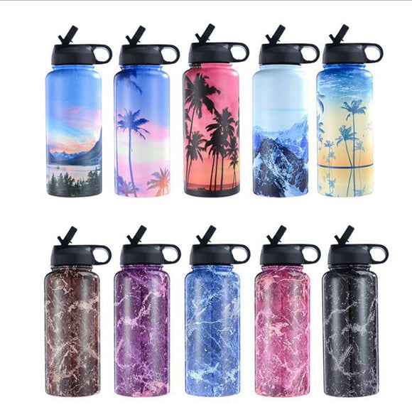 32oz Double Vacuum Stainless Steel Vacuum Flask Compare to Hydro Flask