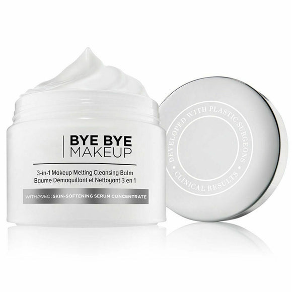 It Cosmetics Bye Bye 3-in-1 Makeup Melting Cleansing Balm Removing Cream 2.82 oz. 80g (1Pc)