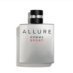 Chanel Allure Homme Sport Eau de Toilette Spray by Chanel For Men 3.4 oz