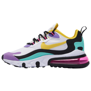 Women's-Teens-Tweens  Nike Air Max 270 React Casual Shoes