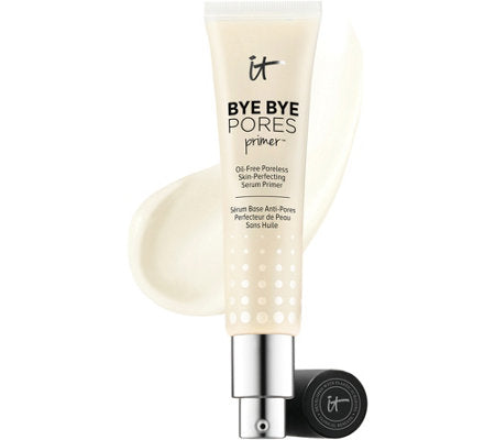 IT COSMETICS Bye Bye Pores Oil-Free Skin Perfecting Serum Primer 1 oz.