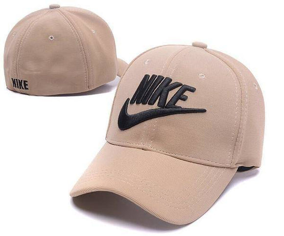 Nike Baseball Cap Hat Fitted Embroidered Logo