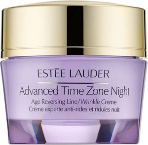 Estee Lauder Advanced Time Zone Night Age Reversing Line/Wrinkle Creme -  15 ml jar