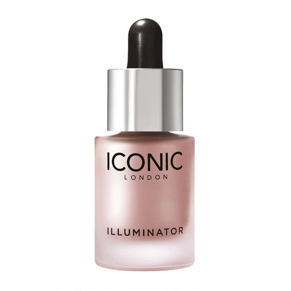 ICONIC London Illuminator Drops 13.5ml Shine (Pink Pearl)