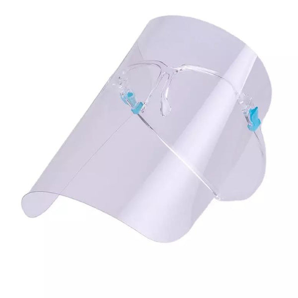 We Air Face Shield Glasses (no foam, non-medical)  -  (*a1)