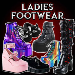 Ladies Footwear