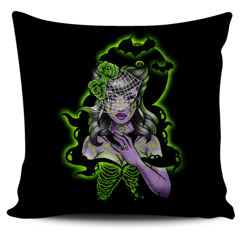 Corpse Bride Pillow Cover