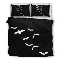 Another view of Bats Bedding Set