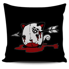 View Image of Dead Kitty Pillow Cover