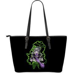 View Image of Corpse Bride Leather Tote Bag