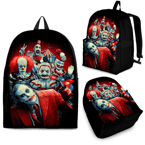 Brutal Clowns Backpack