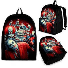 View Image of Brutal Clowns Backpack