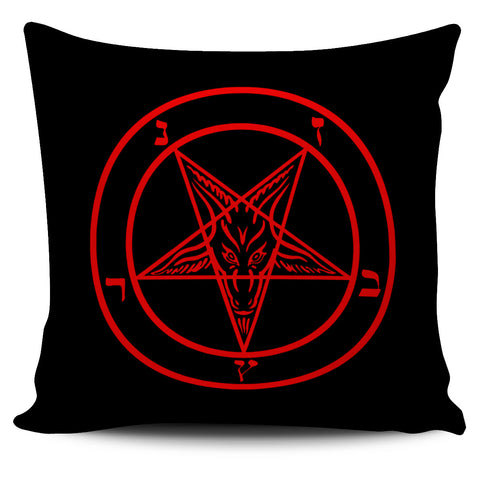 Sigil of Baphomet Pillow Cover