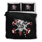 Brutal Betty Bones Bedding Set