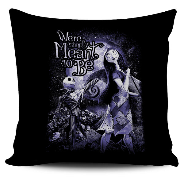 Meant To Be Pillow Cover