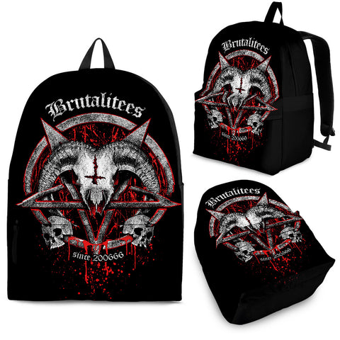 Brutal Baphomet Backpack
