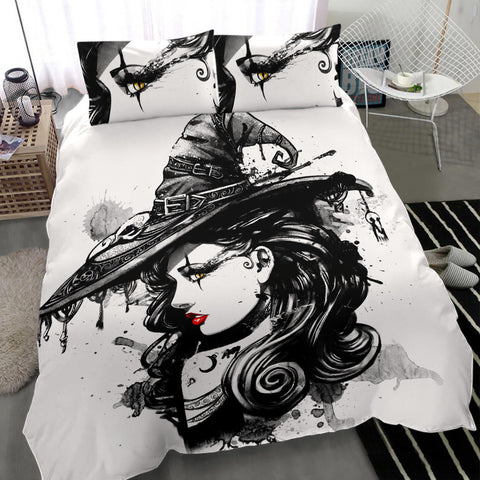 Witch Bedding Set