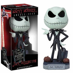 Another view of Jack Skellington PVC Collectible Model Toy