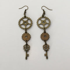 View Image of Key-cog-earrings-1_S1S7QYIJHMYM.jpg