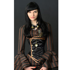 View Image of Steampunk-officer-underbust-corset-1_S49MD47XNC4S.jpg