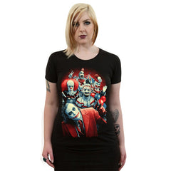 View Image of brutal-clowns-ladies-tee_RDW1IJKWDB2S.jpg