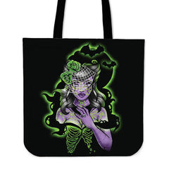 View Image of Corpse Bride Tote Bag