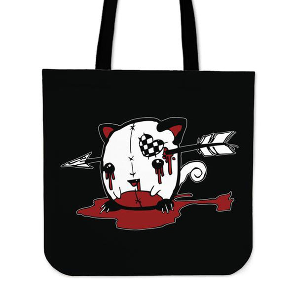 Dead Kitty Tote Bag