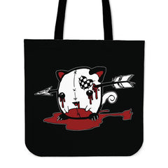 View Image of Dead Kitty Tote Bag