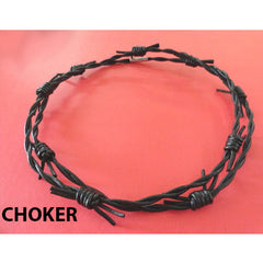 View Image of leather-barbed-wire-choker_RXDVH5OEHO24.jpg
