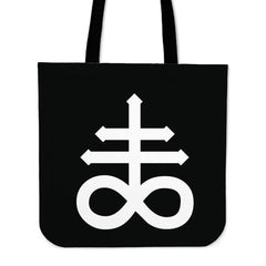 View Image of Leviathan Cross Tote Bag