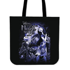Another view of Meant To Be Tote Bag