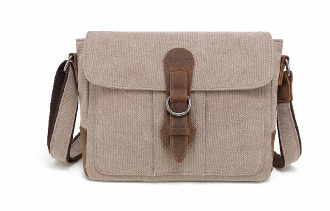 SB544DAVAN CANVAS SHOULDER BAG